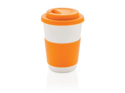 plantefiberkop, orange