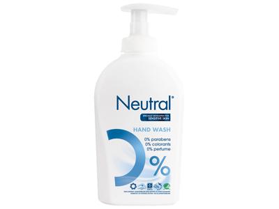 Håndsæbe Neutral med pumpe 250 ml