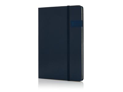 Data notesbog med 4GB USB, blå