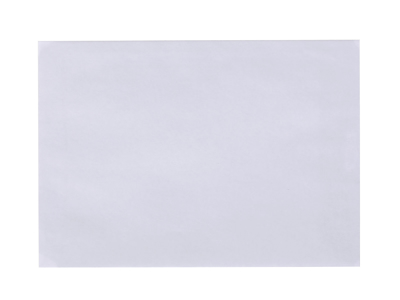 Kuverter C5P uden rude 10103 P&S 500 stk.