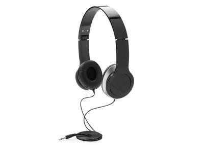 Basic hovedtelefon, sort