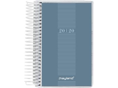 Minispiralkalender, 1-dag, PP-plast m/4 illu., FSC Mix 20230