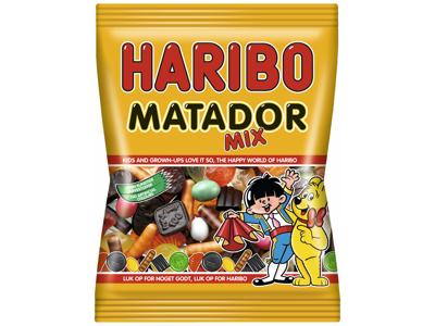 Matador Mix Haribo 42 x 120 gram