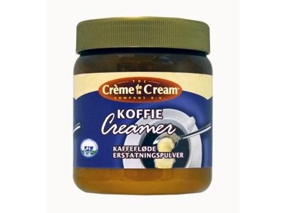 Kaffeflødepulver 250 gram 12 glas