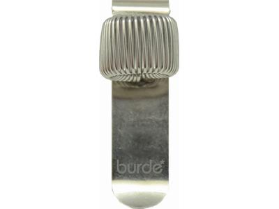 Penholder metal m/clips