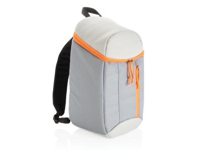 Køle rygsæk 10L, grå