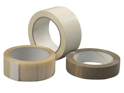 Tape pakke Pvc solvent 48 mm x 66 meter hvid