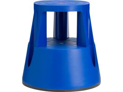 Elefantfodstøtte Plast Blå 390 mm