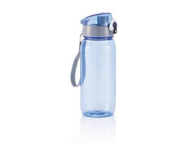 Tritan flaske, blå