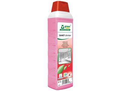 Sanitetsrengøring Sanet Zitrosan 1 ltr