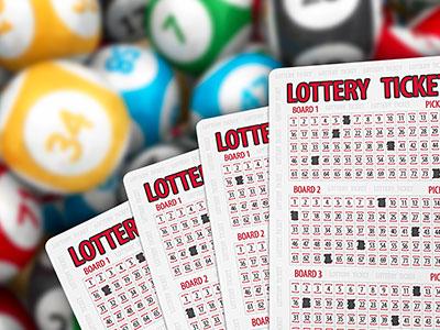 Lotteri og Spil