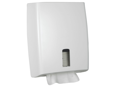 Dispenser White Classic Midi