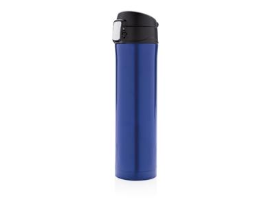 Termoflaske med easylock, blå