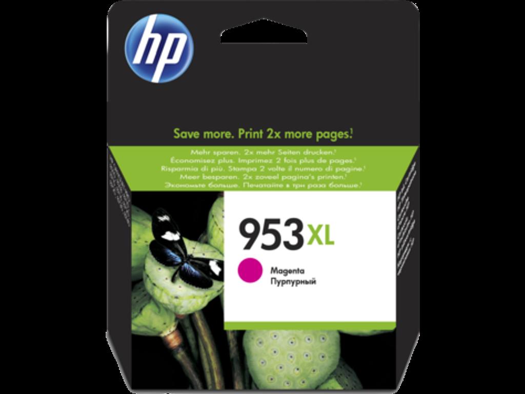 HP 953XL BLÆKPATRON MAGENTA