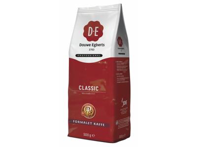Kaffe DE Classic 500 gram