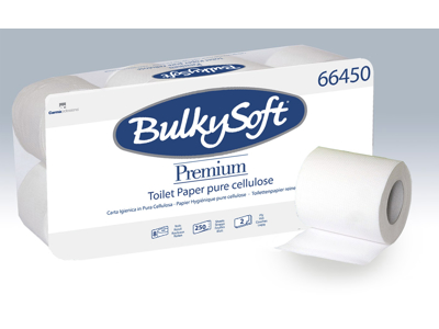 Toiletpapir BULKY SOFT 2-lgs. 96rl.