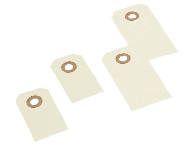 Manillamærker 50 x 100 mm A3 natur 1000 stk.