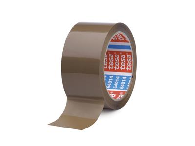 Tape pakke Tesa PP acryl 64014 48 mm x 66 meter brun