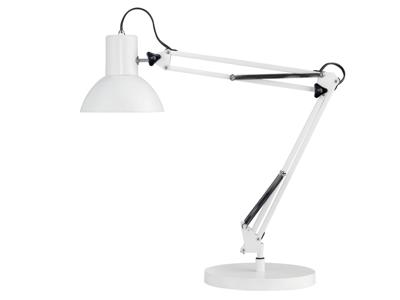 Bordlampe Unilux Success 80 hvid