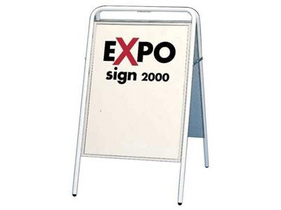 Gadeskilt Expo Sign 50x70 cm