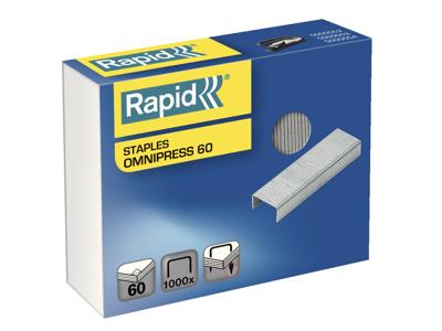 HÆFTEKLAMME Rapid Omnipress 60