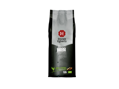 Kaffe Goodorigin økologisk hele bønner 1 kg