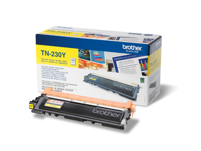 BROTHER TONER TN-230Y YELLOW
