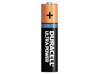 BATTERI Ultra Power AAA 4 STK.
