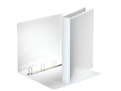 Panoramabind A4 44 mm ryg hvid 49702