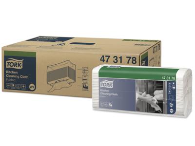 Aftørringsklud Tork W4 473178 Køkken 5x80 ark