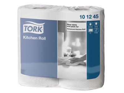 Køkkenrulle Tork Plus 2-lags 14 rl.