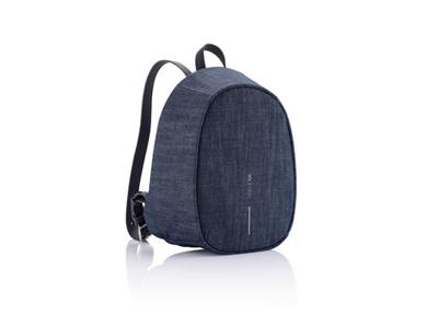 Elle Fasion - tyverisikker rygsæk, blå