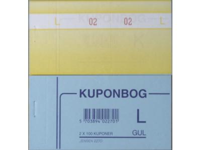 Kuponbog Gul