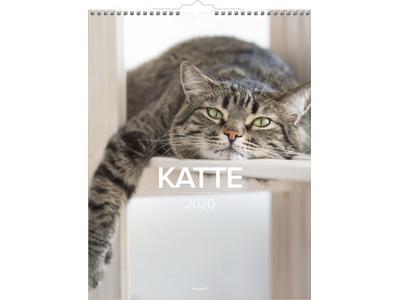 Vægkalender, Katte, FSC Mix 20066300