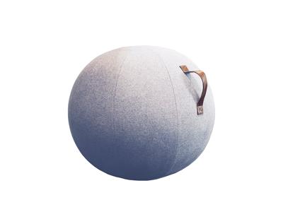 Balancebold Jobout filtstof Mørkegrå