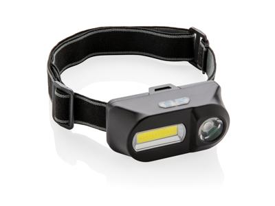 COB & LED pandelygte, sort