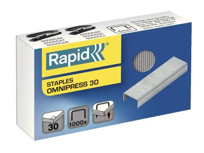 HÆFTEKLAMME Rapid Omnipress 30