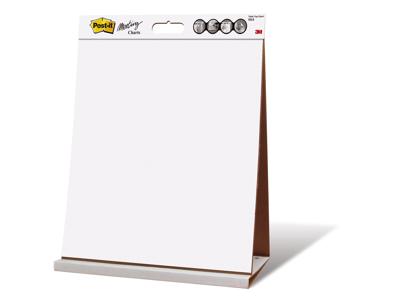 Flipover Post-It 563 blank 50,8x58,4 cm. 20 ark (bord)
