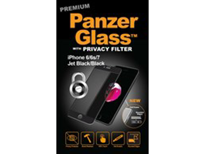 PanzerGlass iPhone 6/6S/7/8 Sort Privacy