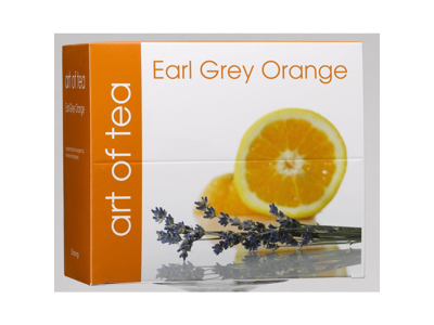 TE ART OF TEA EARL GREY ORANGE
