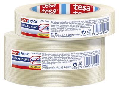 Tape filament 25 mm x 50 meter