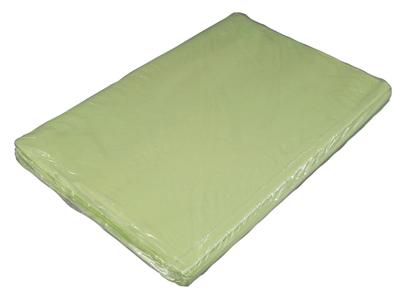 Silke Grønt 60 x 80 cm falset