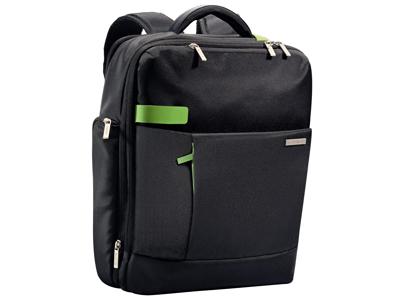 """Rygsæk Computer Smart Traveller Leits 15,6"""" sort"""