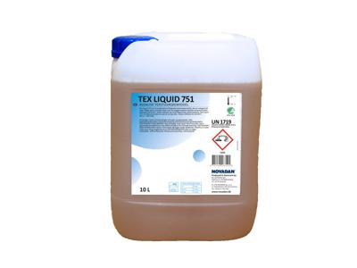 Vaskemiddel Tex Liquid 751 10L