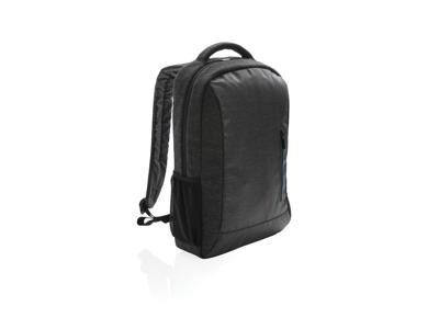 900D computer rygsæk PVC fri, sort