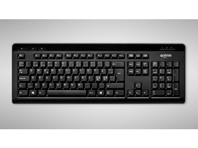 Tastatur Jobmate sort