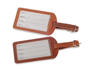 Kuffertmærker