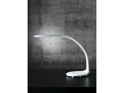 Bordlampe LightUp Dublin Hvid