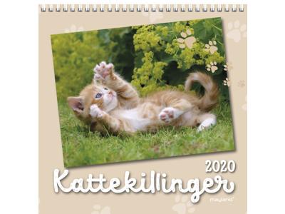 Vægkalender, Kattekillinger, FSC Mix 20066400