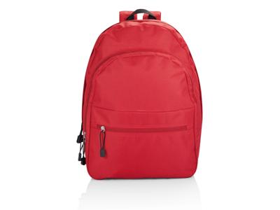 Basic rygsæk, rød